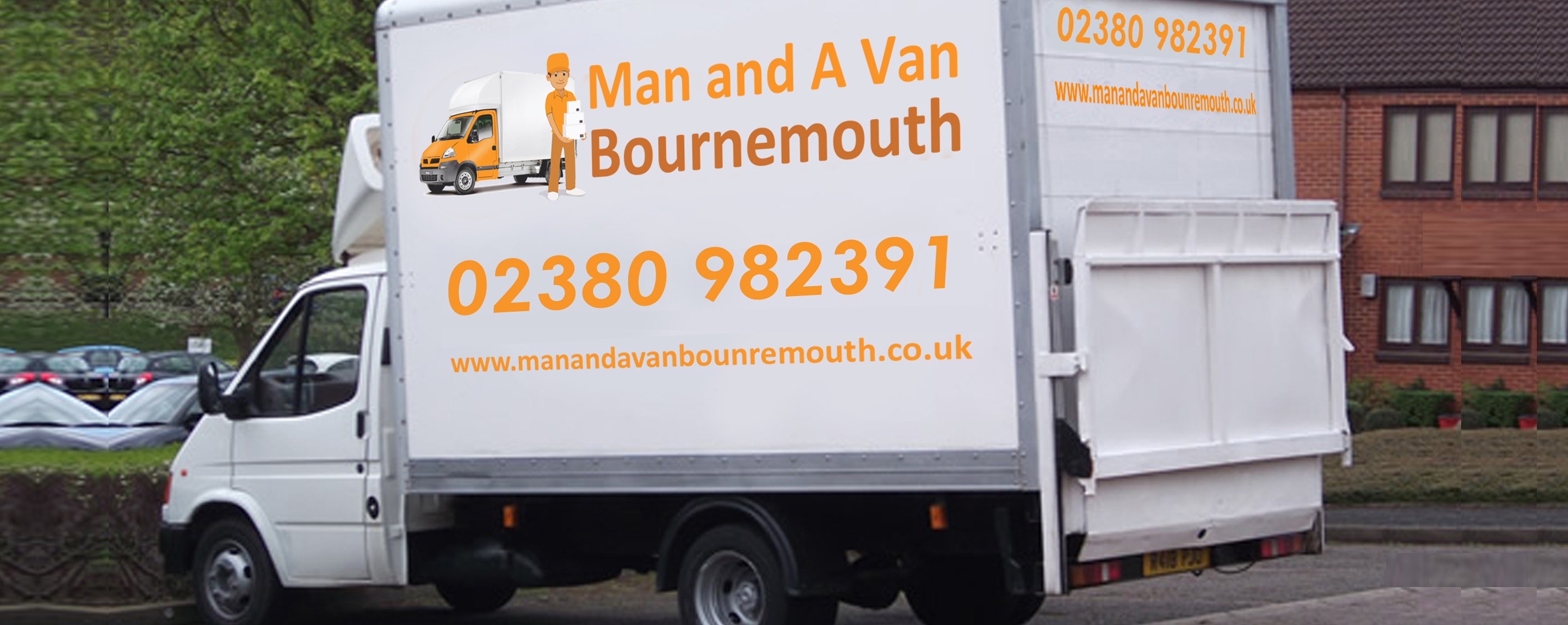 Man-and-Van-Bournemouth-Vans